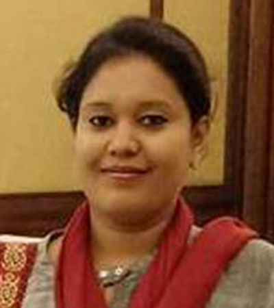 Ms. Bulti Sarkar Paul